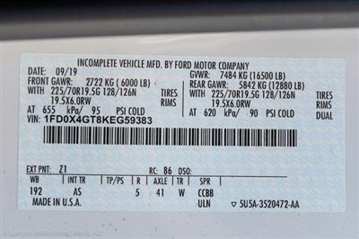 2019 F-450 Super Cab DRW 4x2, Scelzi CTFB Contractor Body #19F500 - photo 28