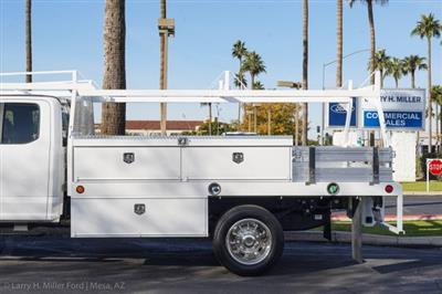 2019 F-450 Super Cab DRW 4x2, Scelzi CTFB Contractor Body #19F500 - photo 6