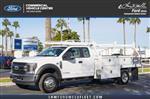 2019 F-450 Super Cab DRW 4x2, Scelzi CTFB Contractor Body #19F500 - photo 1