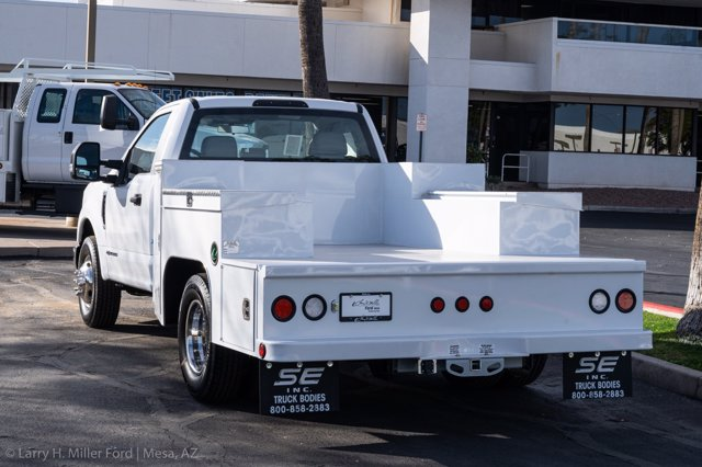 2019 Ford F-350 Regular Cab DRW 4x2, Scelzi Welder Body #19F526 - photo 1