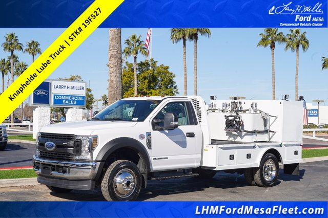 2019 Ford F-550 Regular Cab DRW 4x4, Knapheide Other/Specialty #19F527 - photo 1
