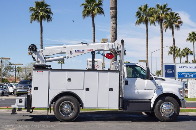 2019 Ford F-750 Regular Cab DRW 4x2, Knapheide KMT Crane Body #19F558 - photo 10