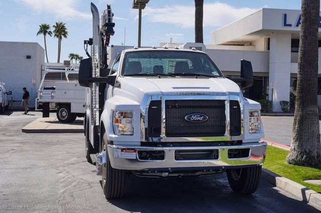 2019 Ford F-750 Regular Cab DRW 4x2, Knapheide KMT Crane Body #19F558 - photo 12