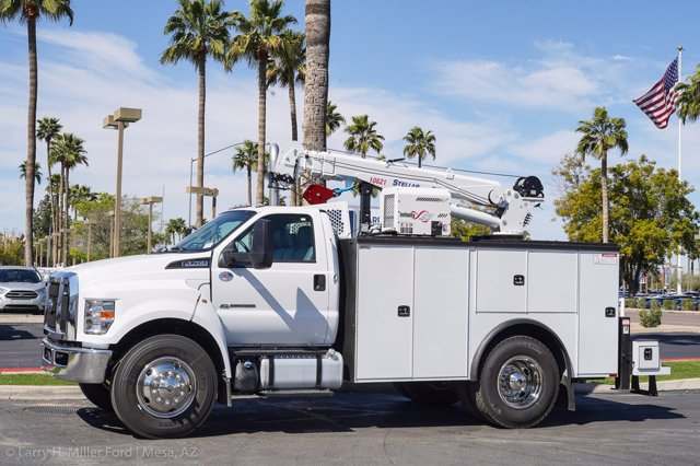 2019 Ford F-750 Regular Cab DRW 4x2, Knapheide KMT Crane Body #19F558 - photo 3