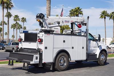2019 Ford F-750 Regular Cab DRW 4x2, Knapheide KMT Crane Body #19F558 - photo 8