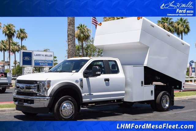 2019 Ford F-550 Super Cab DRW 4x4, Stahl Chipper Body #19F597 - photo 1