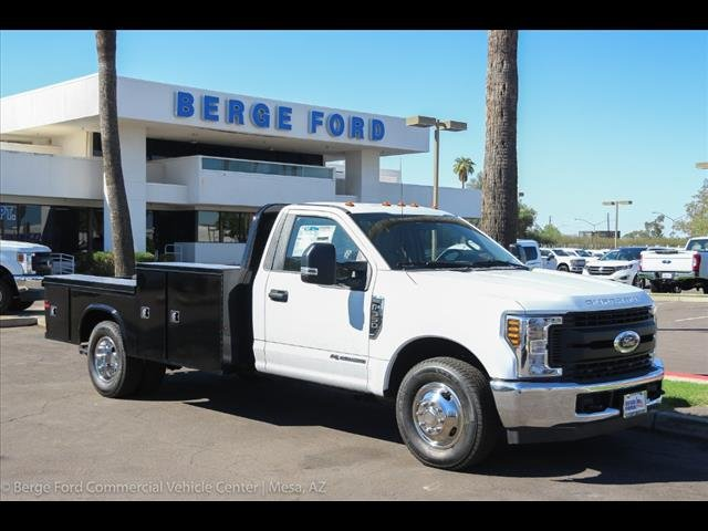 2019 F-350 Regular Cab DRW 4x2,  Knapheide Platform Body #19P011 - photo 10