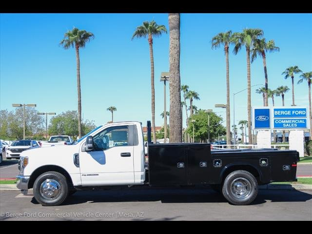 2019 F-350 Regular Cab DRW 4x2,  Knapheide Platform Body #19P011 - photo 3