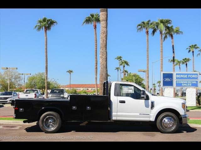 2019 F-350 Regular Cab DRW 4x2,  Knapheide Platform Body #19P011 - photo 8