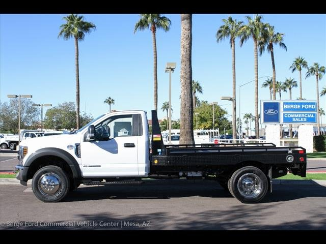 2019 F-450 Regular Cab DRW 4x2, Hillsboro GII Steel Platform Body #19P015 - photo 3