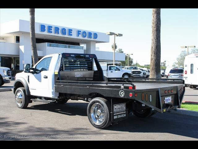 2019 F-450 Regular Cab DRW 4x2, Hillsboro GII Steel Platform Body #19P015 - photo 4