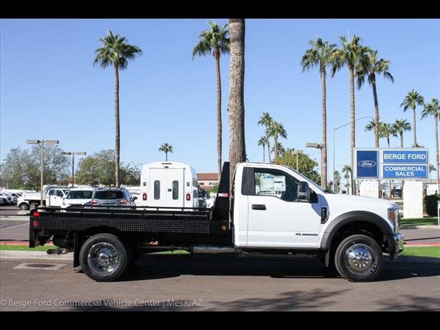 2019 F-450 Regular Cab DRW 4x2, Hillsboro GII Steel Platform Body #19P015 - photo 9