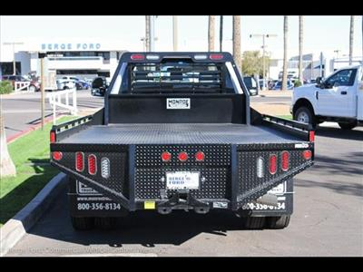 2019 F-450 Regular Cab DRW 4x2, Hillsboro GII Steel Platform Body #19P015 - photo 7