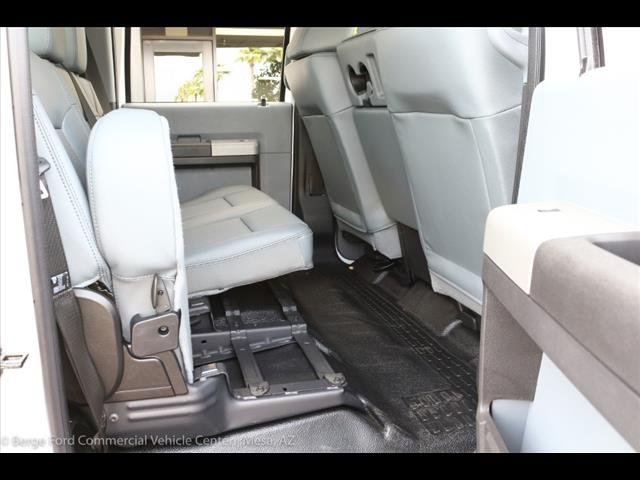 2019 F-650 Crew Cab DRW 4x2,  Scelzi Contractor Body #19P034 - photo 21