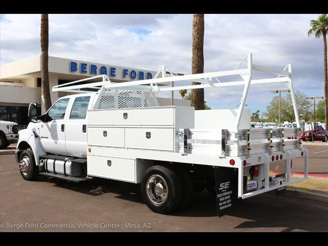 2019 F-650 Crew Cab DRW 4x2,  Scelzi Contractor Body #19P034 - photo 2