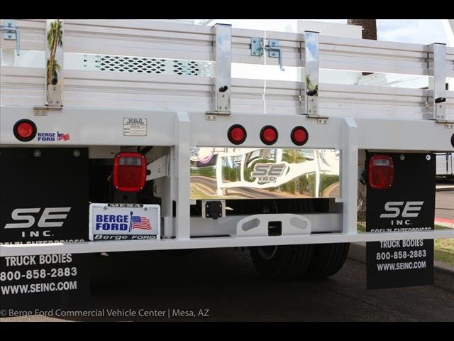 2019 F-650 Crew Cab DRW 4x2,  Scelzi Contractor Body #19P034 - photo 5