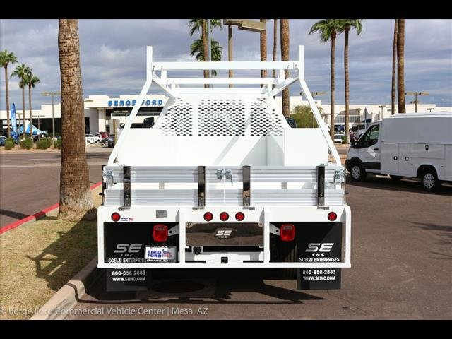 2019 F-650 Crew Cab DRW 4x2,  Scelzi Contractor Body #19P034 - photo 6