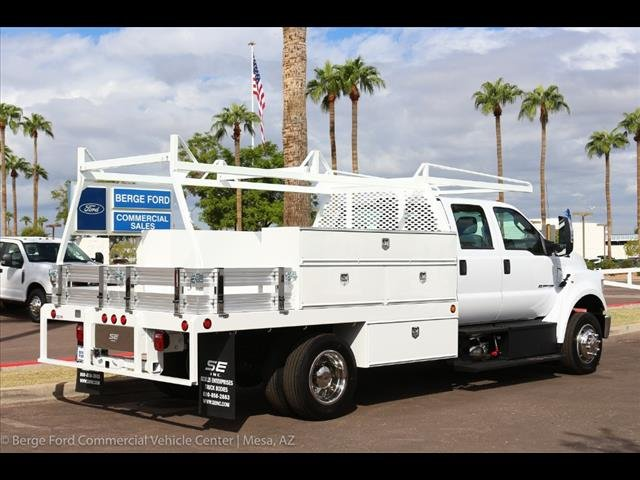2019 F-650 Crew Cab DRW 4x2,  Scelzi Contractor Body #19P034 - photo 7