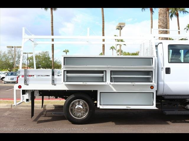 2019 F-650 Crew Cab DRW 4x2,  Scelzi Contractor Body #19P034 - photo 9