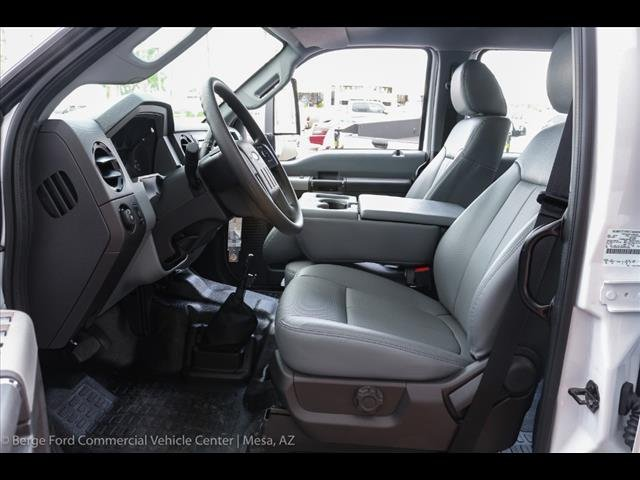 2019 F-650 Crew Cab DRW 4x2,  Scelzi Contractor Body #19P042 - photo 15
