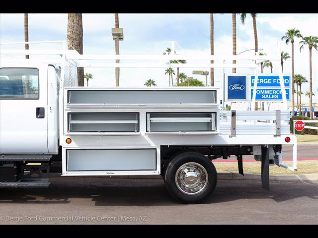 2019 F-650 Crew Cab DRW 4x2,  Scelzi Contractor Body #19P042 - photo 2