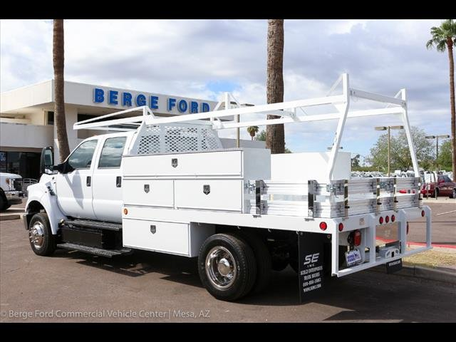 2019 F-650 Crew Cab DRW 4x2,  Scelzi Contractor Body #19P042 - photo 5