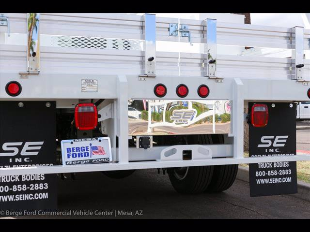 2019 F-650 Crew Cab DRW 4x2,  Scelzi Contractor Body #19P042 - photo 6