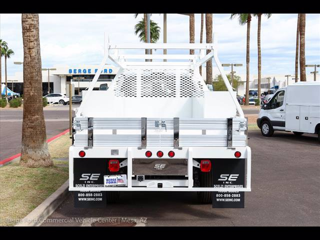 2019 F-650 Crew Cab DRW 4x2,  Scelzi Contractor Body #19P042 - photo 7