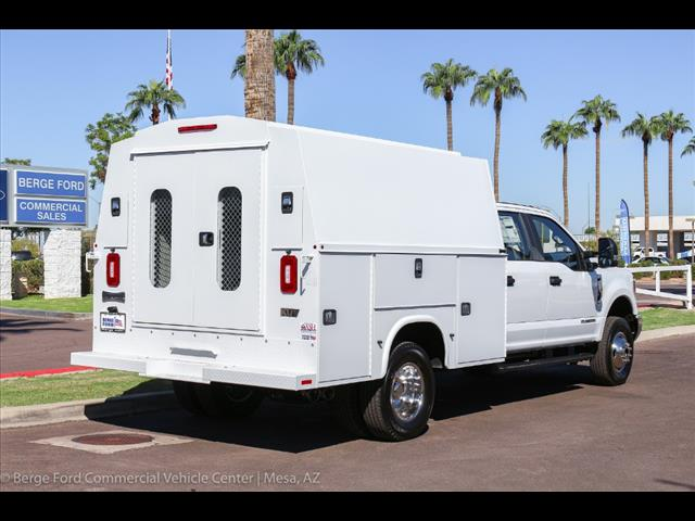 2019 F-350 Crew Cab DRW 4x4,  Knapheide Service Body #19P051 - photo 10