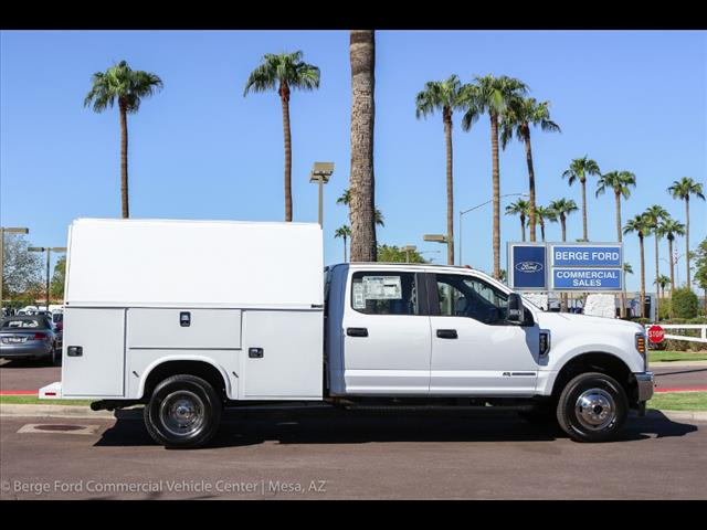 2019 F-350 Crew Cab DRW 4x4,  Knapheide Service Body #19P051 - photo 11
