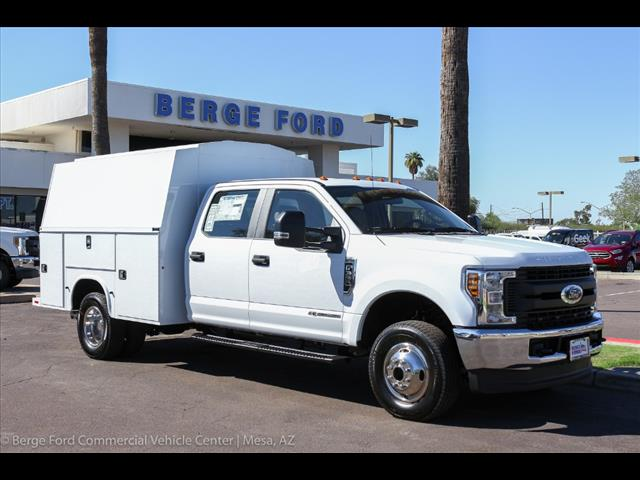 2019 F-350 Crew Cab DRW 4x4,  Knapheide Service Body #19P051 - photo 13
