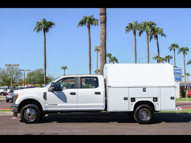 2019 F-350 Crew Cab DRW 4x4,  Knapheide Service Body #19P051 - photo 3