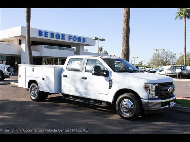 2019 F-350 Crew Cab DRW 4x2,  Knapheide Service Body #19P052 - photo 9