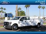 2019 F-350 Crew Cab DRW 4x2,  Knapheide Service Body #19P052 - photo 1