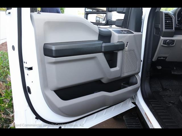 2019 F-550 Regular Cab DRW 4x4,  Scelzi Contractor Body #19P064 - photo 12