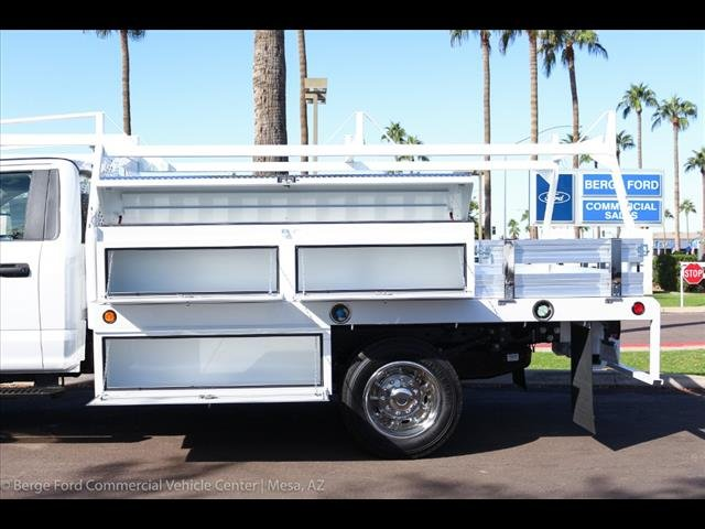 2019 F-550 Regular Cab DRW 4x4,  Scelzi Contractor Body #19P064 - photo 2