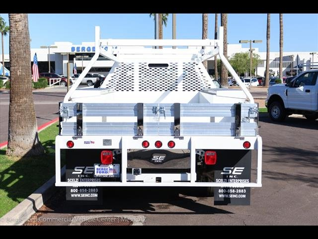 2019 F-550 Regular Cab DRW 4x4,  Scelzi Contractor Body #19P064 - photo 7