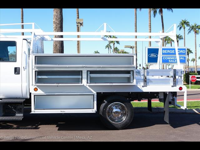 2019 F-650 Crew Cab DRW 4x2,  Scelzi Contractor Body #19P065 - photo 4