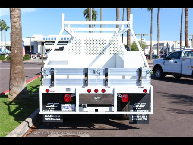2019 F-650 Crew Cab DRW 4x2,  Scelzi Contractor Body #19P065 - photo 6