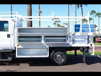 2019 F-650 Crew Cab DRW 4x2,  Scelzi CTFB Contractor Body #19P065 - photo 4