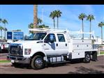 2019 F-650 Crew Cab DRW 4x2,  Scelzi Contractor Body #19P065 - photo 1
