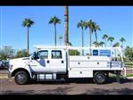 2019 F-650 Crew Cab DRW 4x2,  Scelzi CTFB Contractor Body #19P065 - photo 3