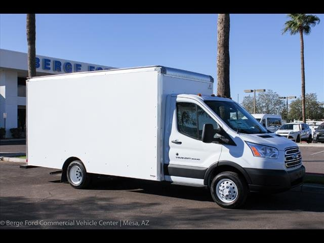 2019 Transit 350 HD DRW 4x2,  Supreme Cutaway Van #19P097 - photo 9
