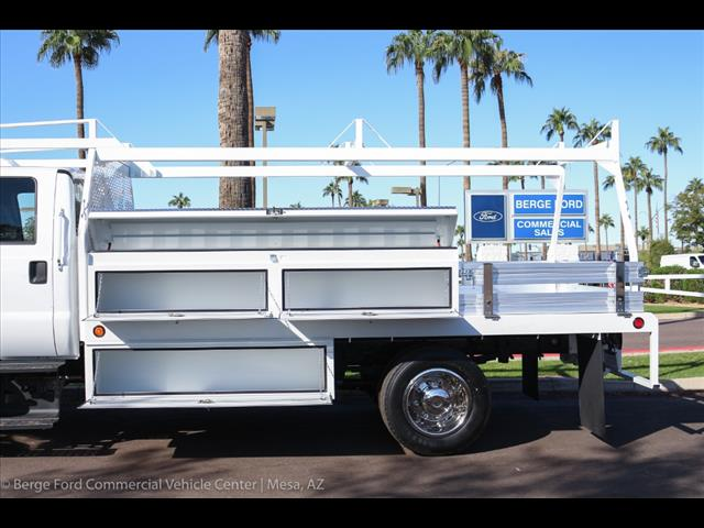 2019 F-650 Crew Cab DRW 4x2,  Scelzi Contractor Body #19P100 - photo 4