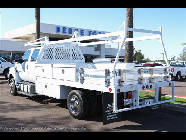 2019 F-650 Crew Cab DRW 4x2,  Scelzi Contractor Body #19P100 - photo 2