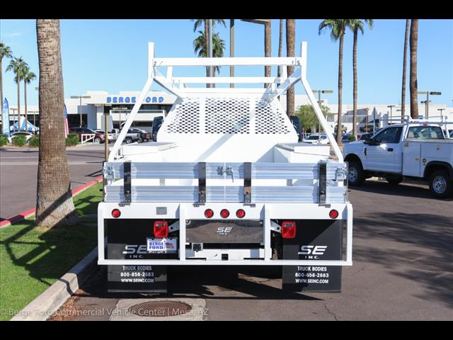 2019 F-650 Crew Cab DRW 4x2,  Scelzi Contractor Body #19P100 - photo 6