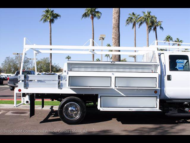 2019 F-650 Crew Cab DRW 4x2,  Scelzi Contractor Body #19P101 - photo 10