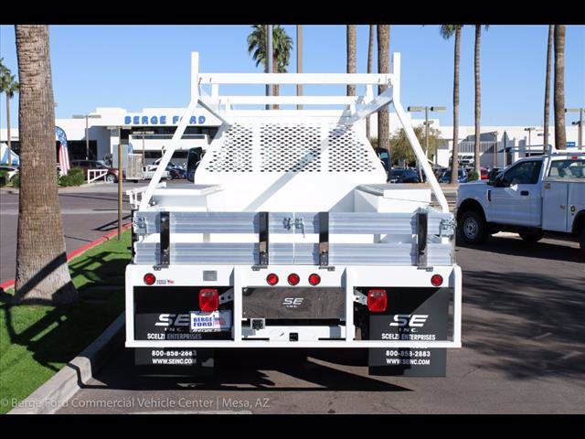 2019 F-650 Crew Cab DRW 4x2,  Scelzi Contractor Body #19P101 - photo 7