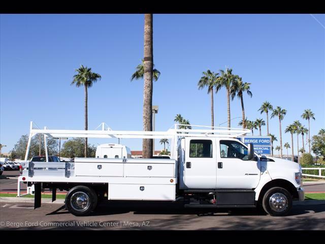 2019 F-650 Crew Cab DRW 4x2, Scelzi CTFB Contractor Body #19P101 - photo 9