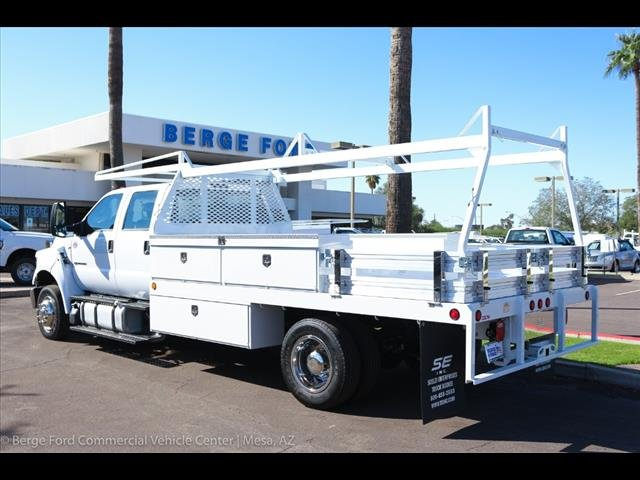 2019 F-650 Crew Cab DRW 4x2,  Scelzi Contractor Body #19P103 - photo 5